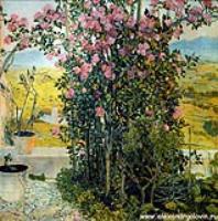 Пейзаж. Умбрийская долина. 1910-е