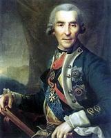 Портрет Л.И. Голенищева-Кутузова