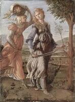 Возвращение Юдифи в Ветилую (С. Боттичелли)