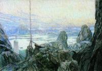 Фиорды. 1905