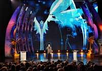 Церемония вручения кинопремии Ника-2009