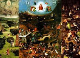 Страшный суд (И. Босх, 1506—1508 г.)
