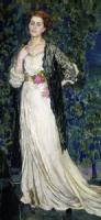 Портрет Марины Эрастовны Маковской. 1912