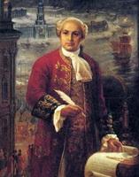 М.В. Ломоносов (Н. Солоникин)