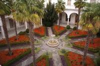 Ливадийский дворец (итальянский дворик)