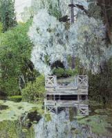 Серебристые вётлы. 1909