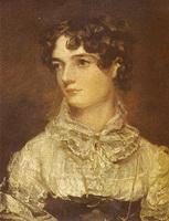 Портрет Марии Бикнелл (Дж. Констебл, 1816 г.)