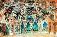 Золотой зал. 1903