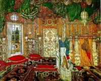 Спальня графини. 1927