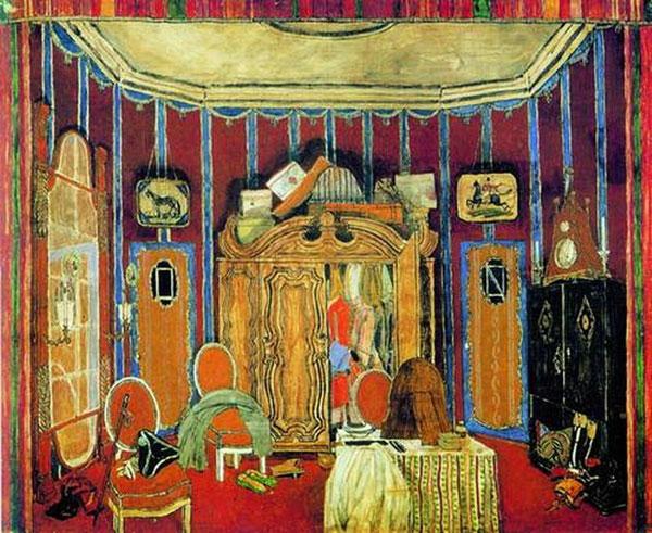 Комната графа (Головин А.Я.)