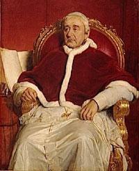 Портрет Григория XVI