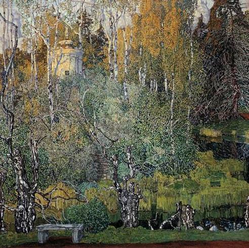 Нескучный сад (Головин А.Я.)