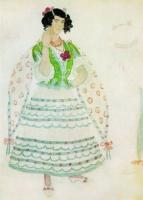 Кармен. 1908