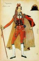 Эскамильо. 1908