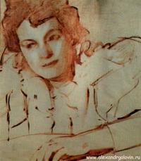 Жена, Мария Константиновна (1898-1899 г.)